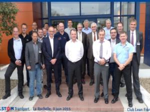 Journée de Partage  : Club Lean France chez Alstom