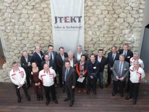 Journée de Partage  : Club Lean France chez JTEKT