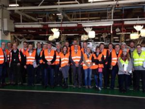 Journée de Partage  : Club Lean France chez Renault à Flins