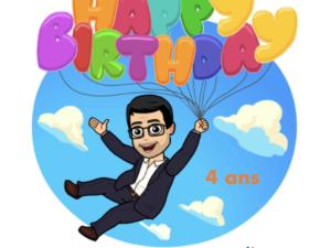 Joyeux anniversaire Apilean !