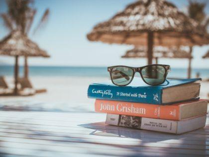 Notre sélection de livres pour l'été 2021